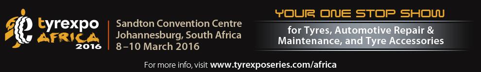 Tyrexpo Africa 2016